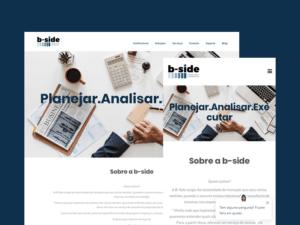 Desenvolvimento de Site Bside Consultoria