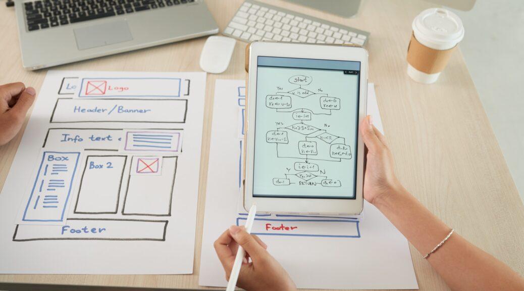 5 passos para desenvolvimento de website assertivo