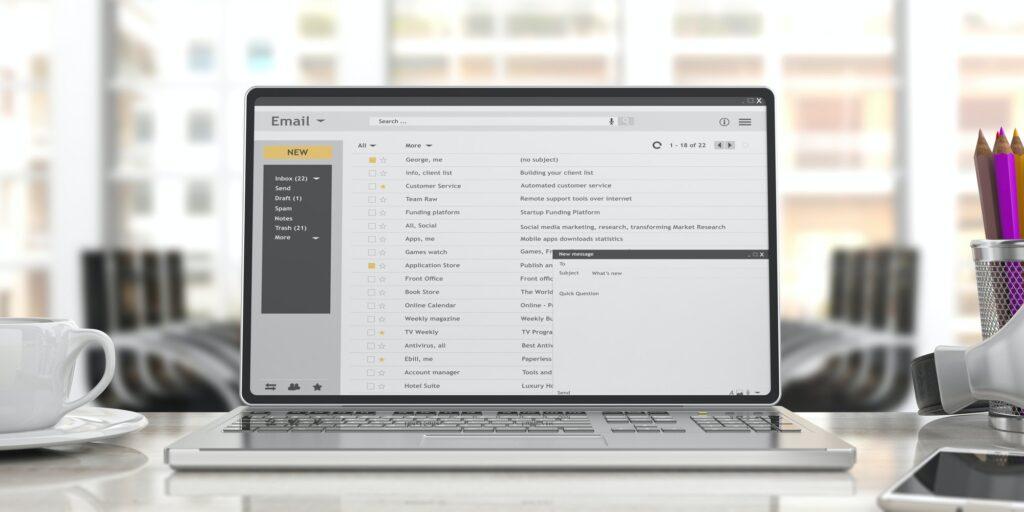 Como gerar vendas com e-mails de boas-vindas