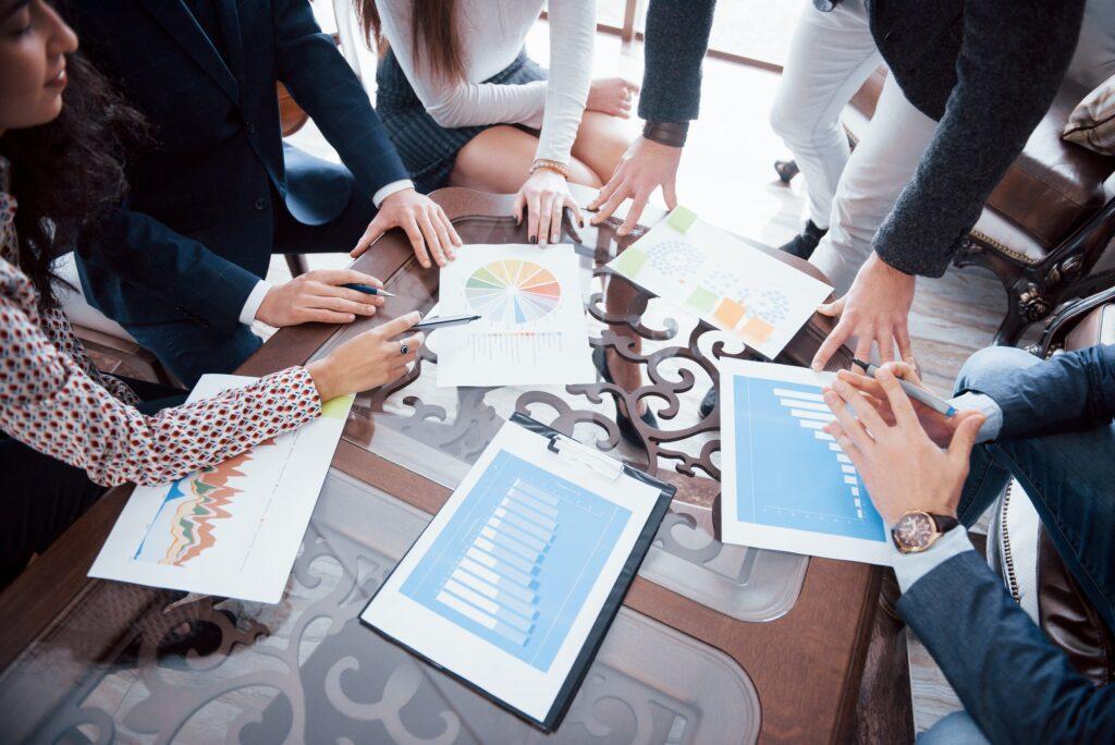 Qual o papel do marketing na estratégia da empresa?